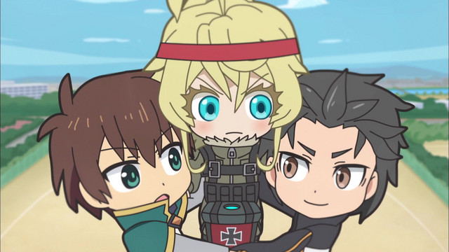 Isekai-Quartet-Wallpaper Isekai Quartet 2