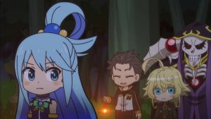 Top 5 Isekai Quartet Scenes