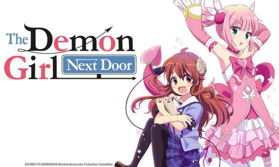 "Machikado-Mazoku-The-Demon-Girl-Next-Door-Announcement-Sentai-Filmworks-560x335 Sentai Filmworks Summons ""The Demon Girl Next Door"""