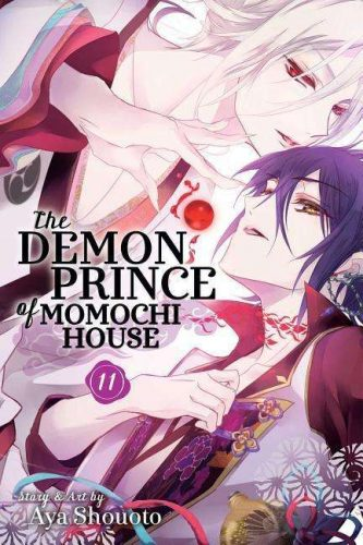 Momochi-san-Chi-no-Ayakashi-Ouji-manga-333x500 Momochi-san Chi no Ayakashi Ouji (The Demon Prince of Momochi House) Vol. 11 Manga Review