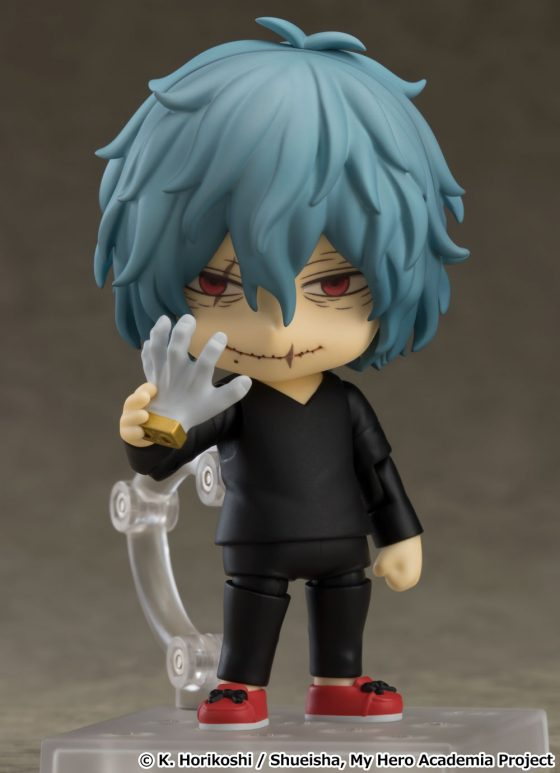 Nendoroid-Tomura-SS-5-560x773 Good Smile Company's newest figure, Nendoroid Tomura Shigaraki: Villain's Edition is now available for pre-order!