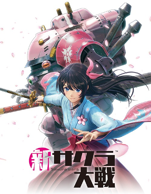 New-sakura-wars-CD-Japan Weekly Game Ranking Chart [07/25/2019]