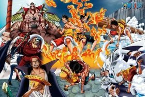 Looking Back on One Piece: Paramount War