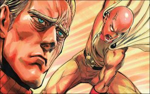 Top 10 Strongest One Punch Man Manga Characters