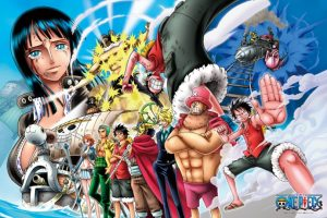 Looking Back on One Piece: Enies Lobby