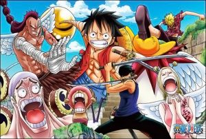 Looking Back on One Piece: Skypiea