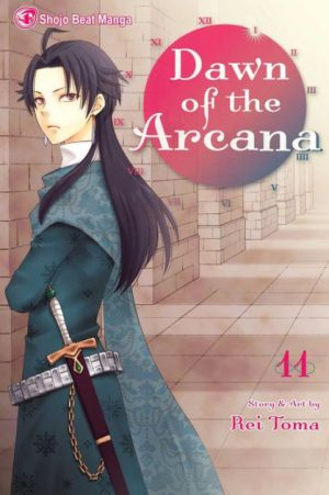 Reimei no Arcana (Dawn of the Arcana) Vol. 11 Manga Review