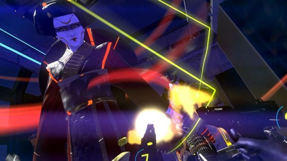 Sairento-VR-game-1 Sairento VR - PlayStation VR Review