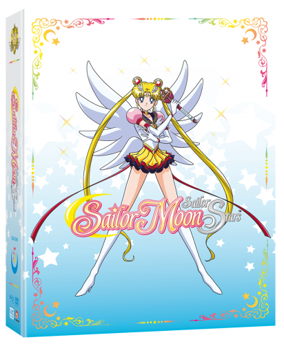 Sailor-Moon-Sailor-Stars-Season-5-Part-1-Limited-Edition-dvd-412x500 Sailor Moon Sailor Stars: Set 1 Limited Edition Blu-Ray/DVD Unboxing
