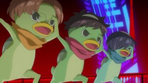 Sarazanmai Review – It's Not Easy Being Green
