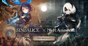 SINoALICE x NieR Automata Collaboration and Global Launch Details Revealed!