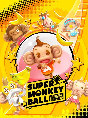 Super-Monkey-Ball-Banana-Blitz-HD-375x500 ¡Super Monkey Ball: Banana Blitz HD llegará el 29 de octubre!