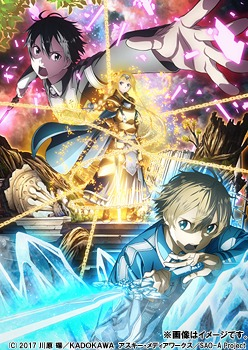Sword-Art-Online-Alicization-8 Weekly Anime Ranking Chart [07/17/2019]