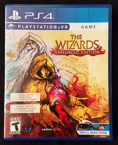 The-Wizards-game The Wizards - Enhanced Edition - PlayStation VR Review