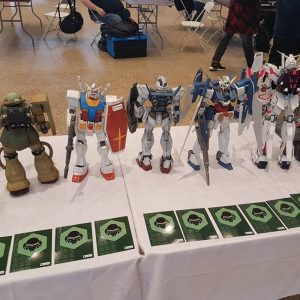 An Introduction to Gunpla