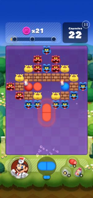 ¡Dr. Mario World ya está disponible para móviles!
