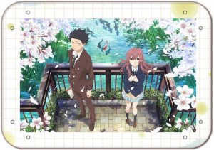 The Language of Koe no Katachi (A Silent Voice) Part 1