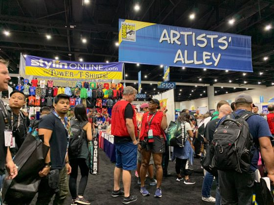 0004-Comic-Con-International-San-Diego-2019-Capture-560x420 Comic-Con International: San Diego 2019 - Post-Show Field Report