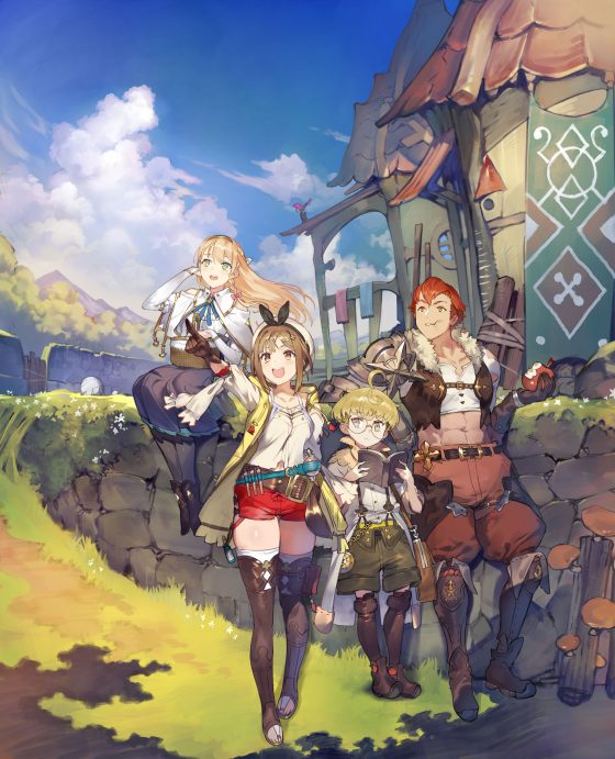 Atelier-Ryze-Ever-Darkness-and-the-Secret-Hideout-Logo-560x207 Utilize Fast-Paced New Battle Strategies in Atelier Ryza: Ever Darkness & the Secret Hideout