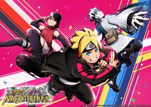 Generations Converge for the Ultimate Shinobi Combat Experience in NARUTO x BORUTO NINJA TRIBES