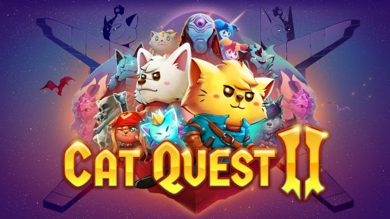 Cat-Quest-II-560x315 Cat Quest II ya tiene fecha, ¡y hasta gameplay!