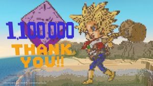 Dragon Quest Builders 2 Surpasses 1.1M Units Shipped and Downloaded Worldwide
