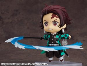 Good Smile Company's newest figure, Nendoroid Tanjiro Kamado is now available for pre-order!