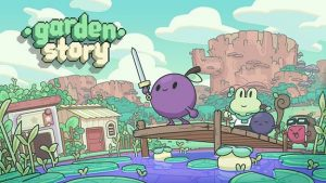 VIZ Media Previews New Video Game Release - GARDEN STORY