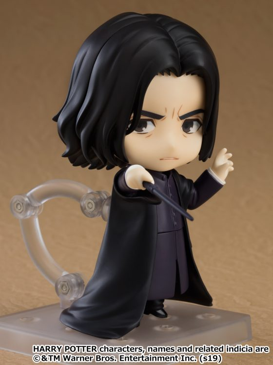 Harry-Potter-Snape-GSC-1-560x356 Good Smile Company's newest figure, Nendoroid Severus Snape is now available for pre-order!