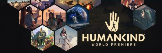 Humankind-Logo-560x183 SEGA and Amplitude Reveal Historical Strategy Game 'Humankind' for PC/Mac