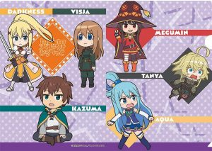 Isekai-Quartet-dvd-300x450 6 Anime Like Isekai Quartet [Recommendations]