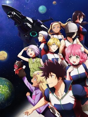 6 Anime Like Kanata no Astra (Astra Lost in Space) [Recommendations]