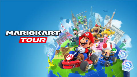 Mario-Kart-Tour-SS-1 Mario Kart Tour Races Onto iOS and Android Devices on Sept. 25