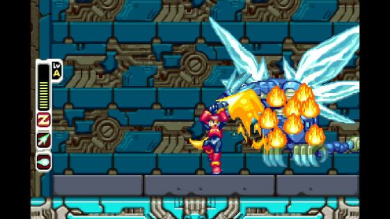 Mega-Man-ZZXLC_03-560x315 Mega Man Zero/ZX Legacy Collection Jumps to Consoles and PC on January 21, 2020