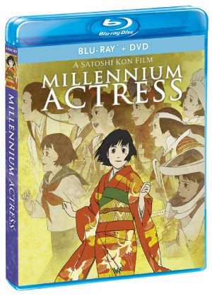 "Satoshi Kon's 'Millennium Actress"" Comes to Blu-ray & DVD, Digital Download November 19, 2019"