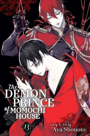 Momochi-san Chi no Ayakashi Ouji (The Demon Prince of Momochi House) Vol. 13 Manga Review