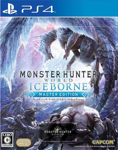 Monster-Hunter-World-Iceborne-Master-Edition-396x500 Weekly Game Ranking Chart [08/15/2019]