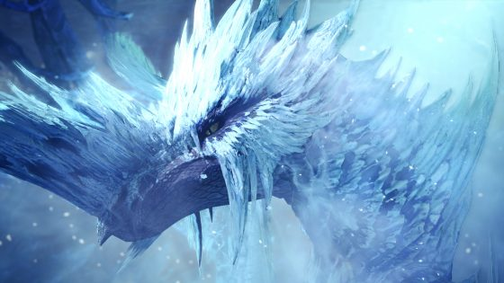 Monster-Hunter-World-Velkhana01-560x315 Monster Hunter World: Iceborne Beta Offers Four Quests, Including the Elder Dragon Velkhana