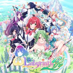 Omega Labyrinth Life y Labyrinth Life llegan el 1 de agosto a PS4 y Switch