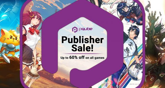 PQube-Publisher-Sale-560x299 Nintendo Switch Publisher Sale: PQube celebrates 10th anniversary with their greatest hits!