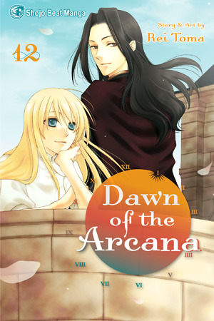Reimei no Arcana (Dawn of the Arcana) Vol. 12 Manga Review