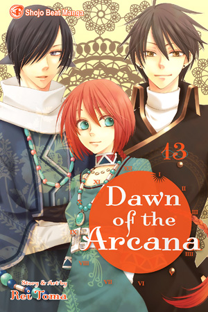 Reimei no Arcana (Dawn of the Arcana) Vol. 13 Manga Review
