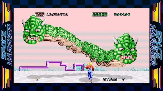 Space-Harrier-SS-2-560x315 SEGA AGES Space Harrier and Puyo Puyo Drop August 22