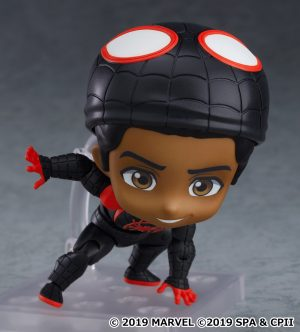 Good Smile Company's newest figure, Nendoroid Miles Morales: Spider-Verse Edition DX Ver. is now available for pre-order!