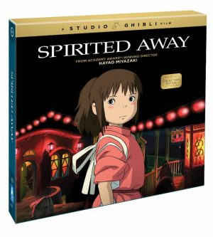 Miyazaki's Seminal Feature 'Spirited Away' Out in Collector's Edition Set November 12 from GKIDS, Shout! Factory