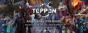 New TEPPEN Hero to be Revealed at Japan Asia Premiere