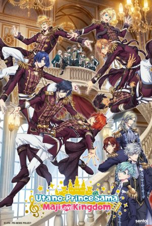 Uta no☆Prince-sama Maji LOVE Kingdom Movie Review - One Giant Epic Concert for All to Enjoy!