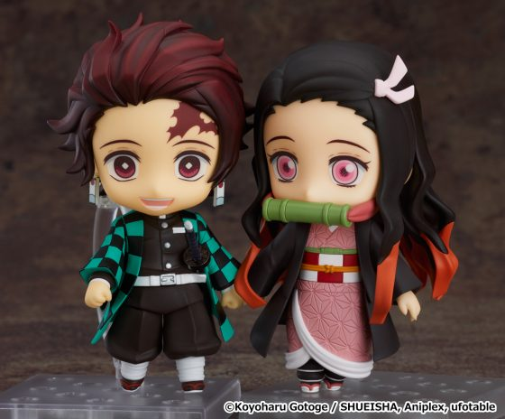 nezuko-good-smile-560x464 Good Smile Company's newest figure, Nendoroid Nezuko Kamado and Nendoroid Rei Ayanami are now available for pre-order!
