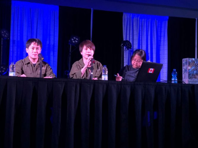 Actors-Animethon-26-Panel-Mobile-Suit-Gundam-Iron-Blooded-Orphans-with-Masakazu-Ogawa-Kengo-Kawanishi-Capture-667x500 Animethon 26 Panel - Mobile Suit Gundam: Iron-Blooded Orphans with Masakazu Ogawa & Kengo Kawanishi
