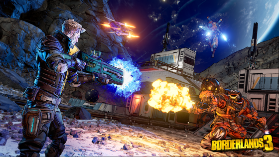 Borderlands-3-Logo-2 Borderlands 3 - Xbox One Review